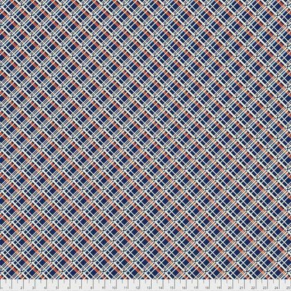 Ludlow Off Plaid Forget Me Not