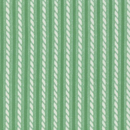 Love Friendship Twisted Stripe Mint