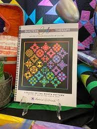 Quilters Color Therapy