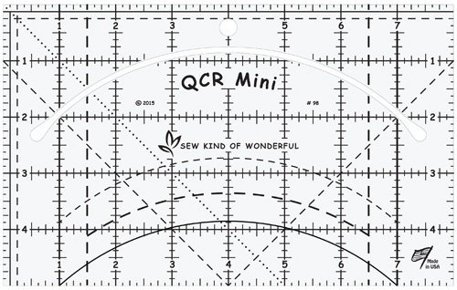 Quick Curve Mini Ruler