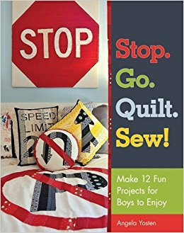 Stop Go Quilt Sew!