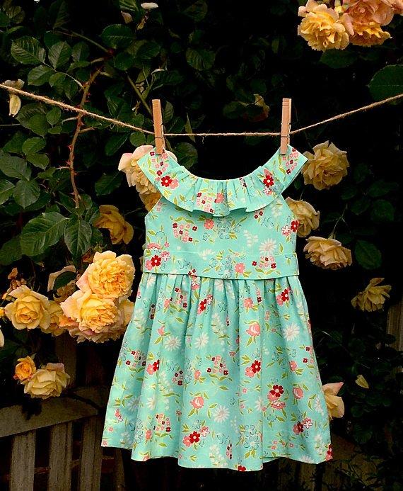 The Emma Rose Dress