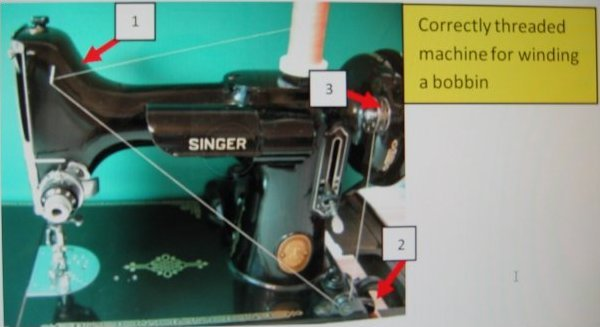 Nova's Singer Featherweight Troubleshooting Card