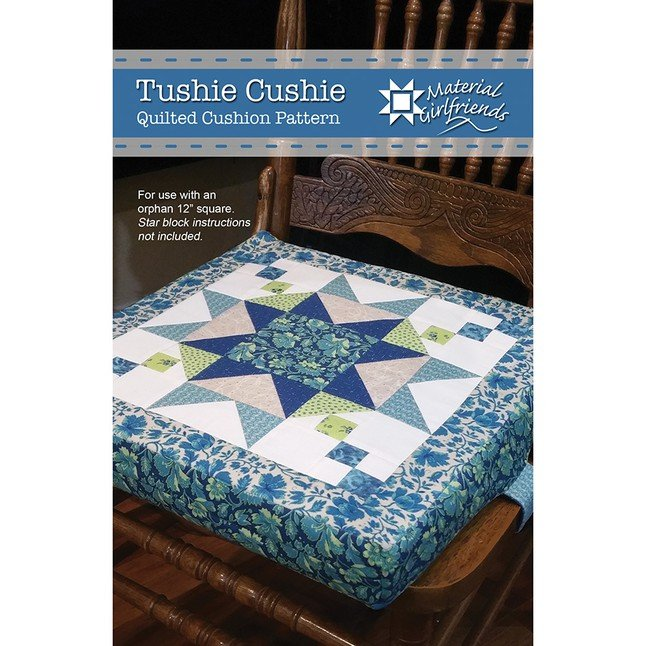 Tushie Cushie