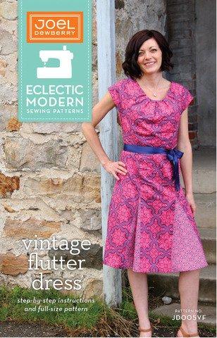 Vintage Flutter Dress
