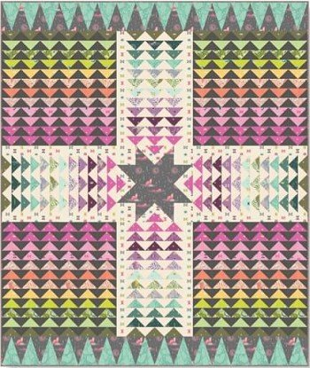 Tula Pink - Wayfinder Quilt Kit