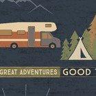 Adventure Awaits Dark Denim Y2671-87