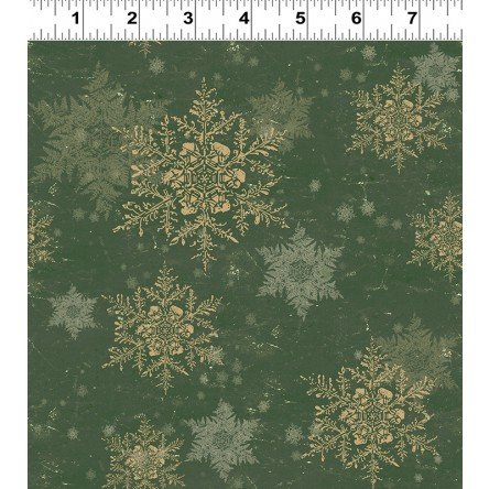 Let Nature Sing Snowflakes Forest 2986-113