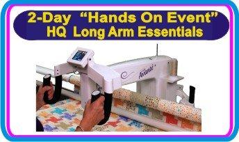Handi Quilter 2 Day Essentials