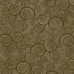 Harmony Curly Scroll Moss  *SALE*