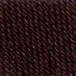 Dark Coffee Brown Presencia Cotton Sewing Thread 3-ply 50wt 500m/547yds