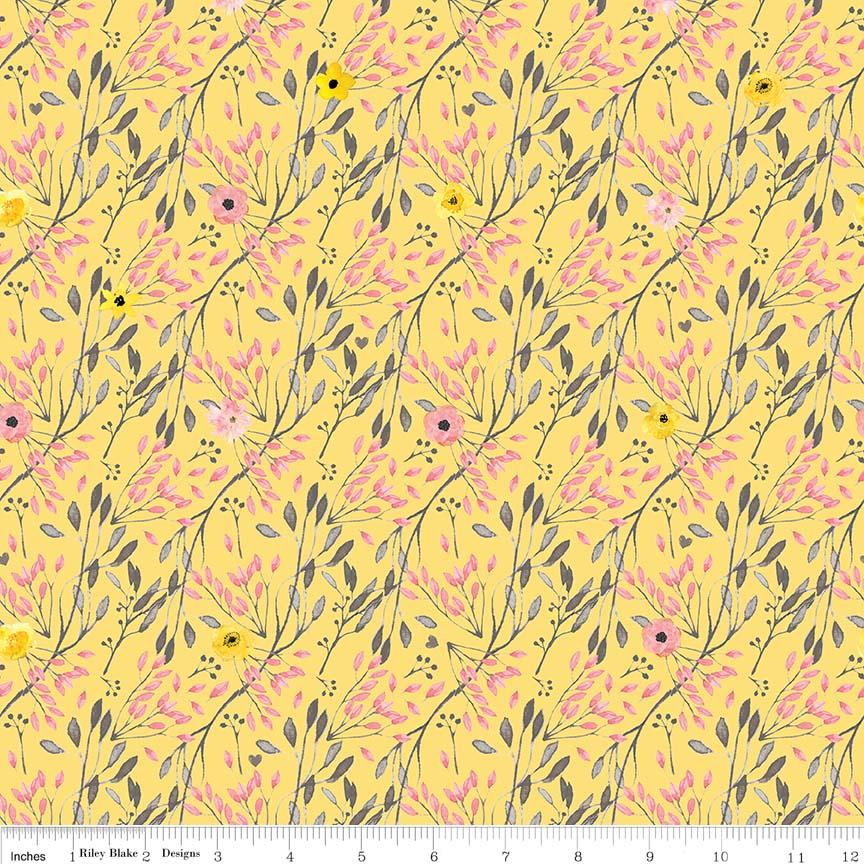 Yellow Petal Lane Petal Sweet *SALE*