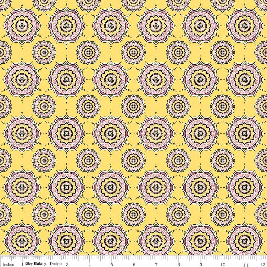 Yellow Petal Lane Petal Posh *SALE*