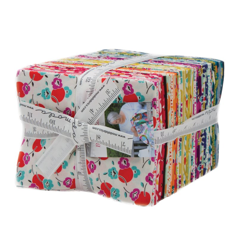 Beach Road Fat Quarter Bundle by Jen kingwell for Moda 18132AB