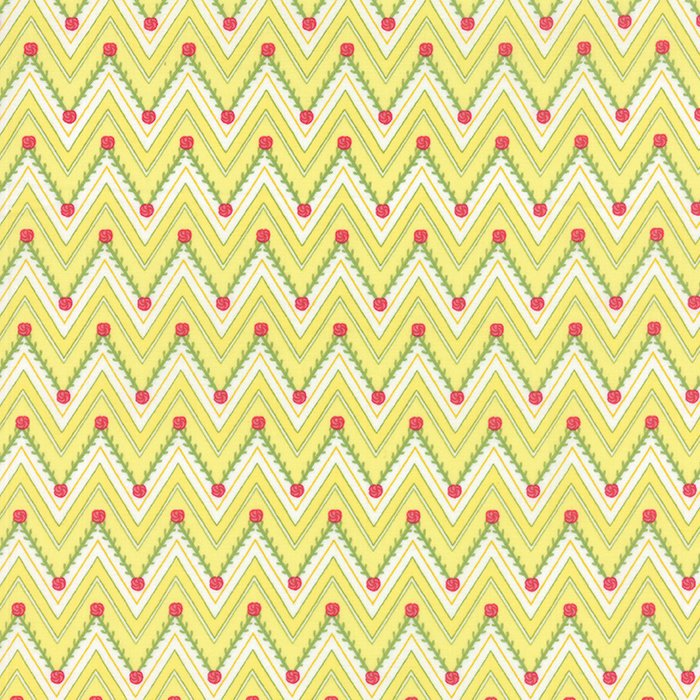 Pedal Pushers Sun Chevron by Lauren & Jessi Jung for Moda 25083-12