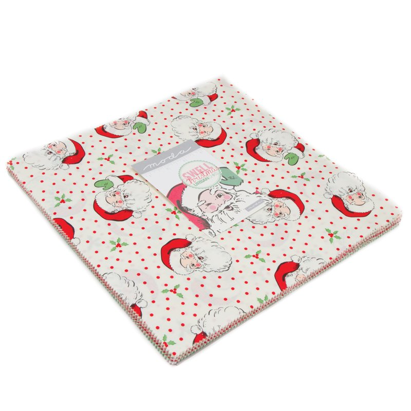 Swell Christmas Layer Cake By Urban Chiks For Moda 31120lc