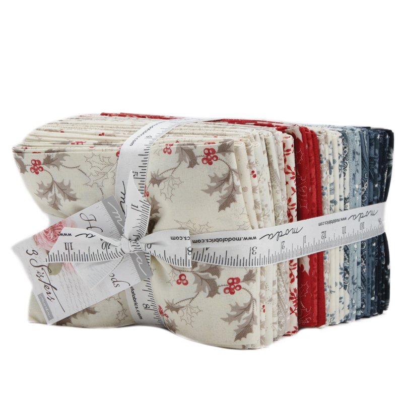 Holly Woods Fat Quarter Bundle by 3 Sisters for Moda 44170AB