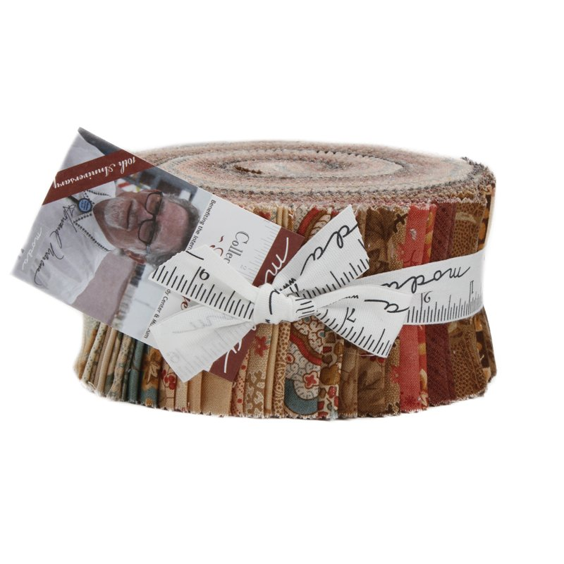 Collections for a Cause Heritage 10th Anniversary Jelly Roll by Moda 46000JR