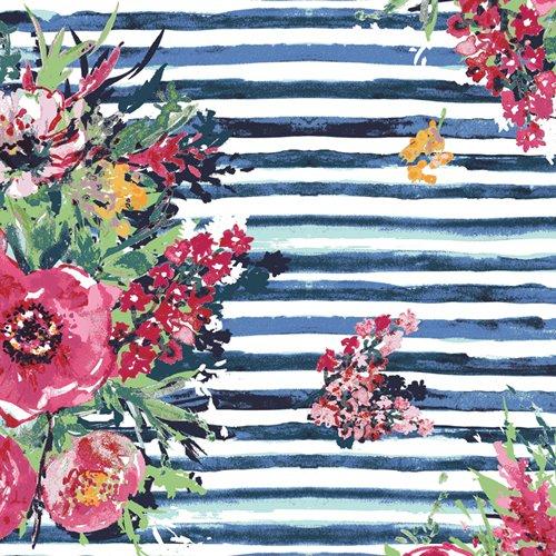 Aquarelle by Katarina Roccella for Art Gallery Fabrics Impressionist Wash Crisp