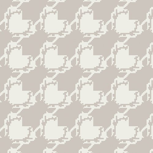 Blithe Deer Houndstooth by Katarina Roccella for Art Gallery Fabrics BLI-75604