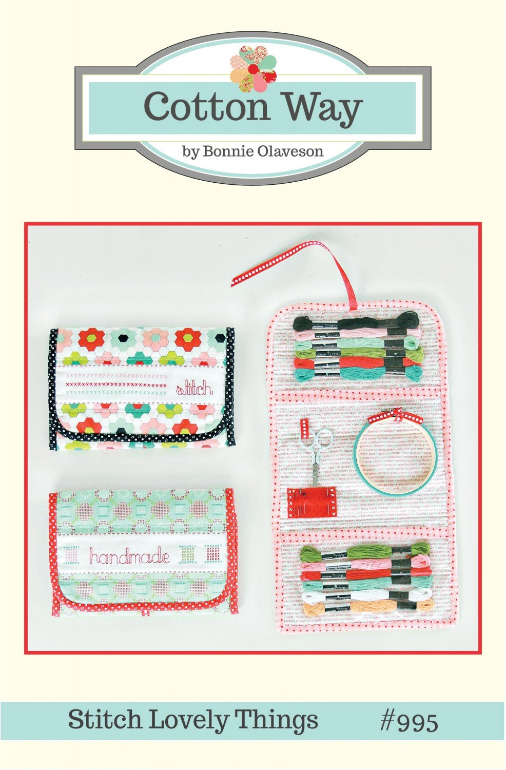 Stitch Lovely Things byCotton Way CW995
