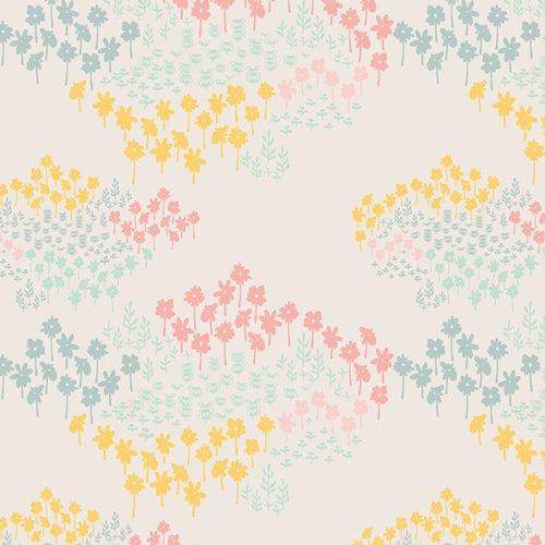 Daydream Flutterby Flowers by Patty Basemi for Art Gallery Fabrics DDR-25450