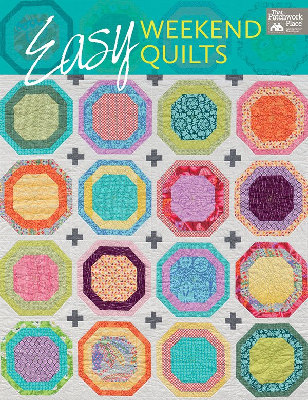 Easy Weekend Quilts by Martingale & Co. #B1247