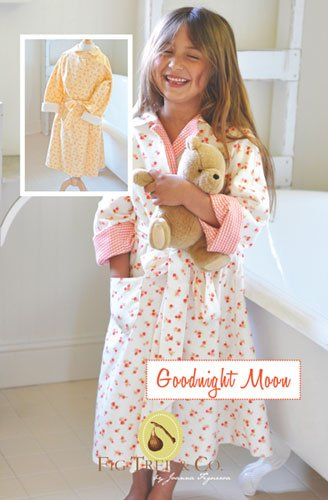 Goodnight Moon by Fig Tree & Co. Chidren's Robe