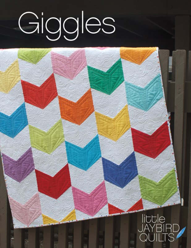 Giggles Baby Quilt by Jaybird Quilts JBQ-133