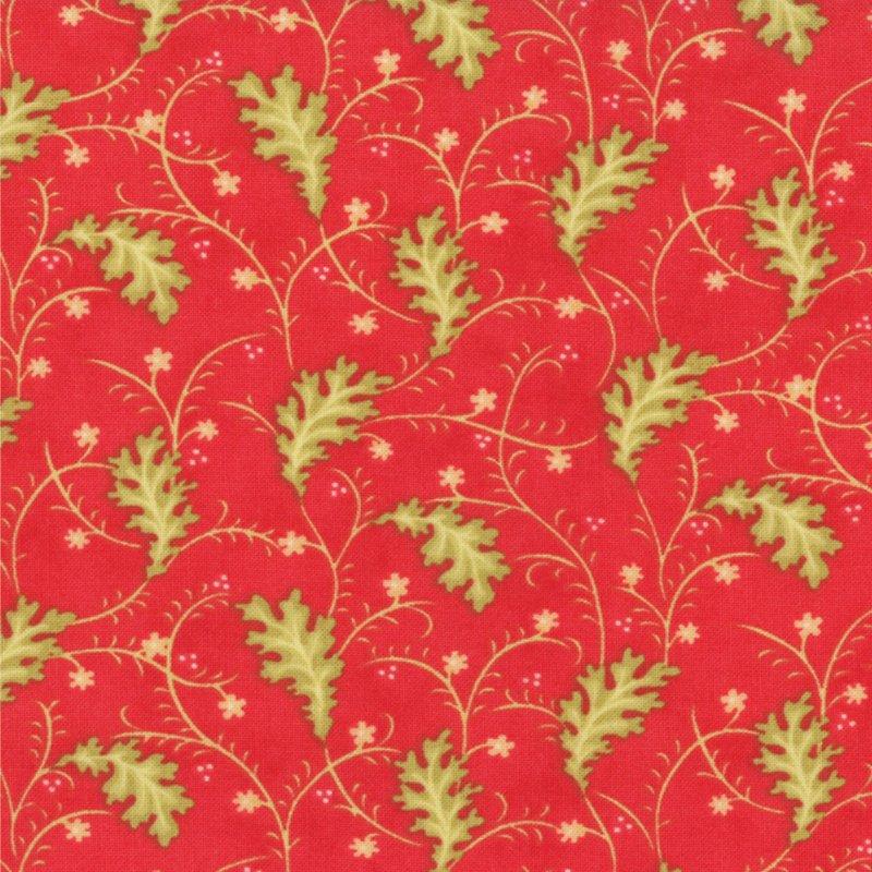 Moda Honeysweet Ginger Vine Raspberry 20213-12