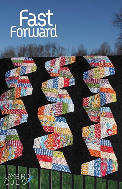 Fast Forward by Julie Herman for Jaybird Quilts #JBQ-107