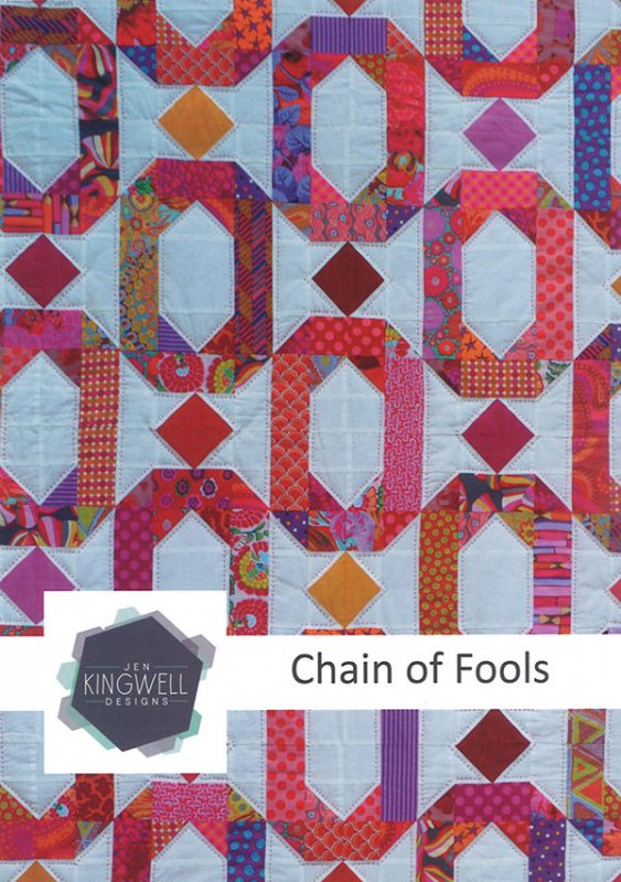 Chain of Fools by Jen Kingwell Designs