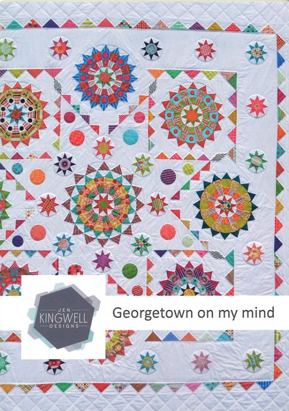 Georgetown on My Mind by Jen Kingwell Designs JKD5071