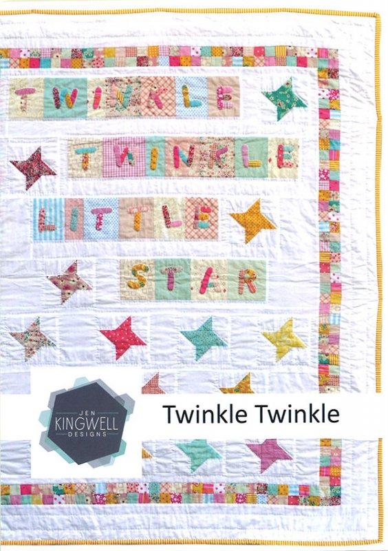 Twinkle Twinkle by Jen Kingwell Designs JKD5125