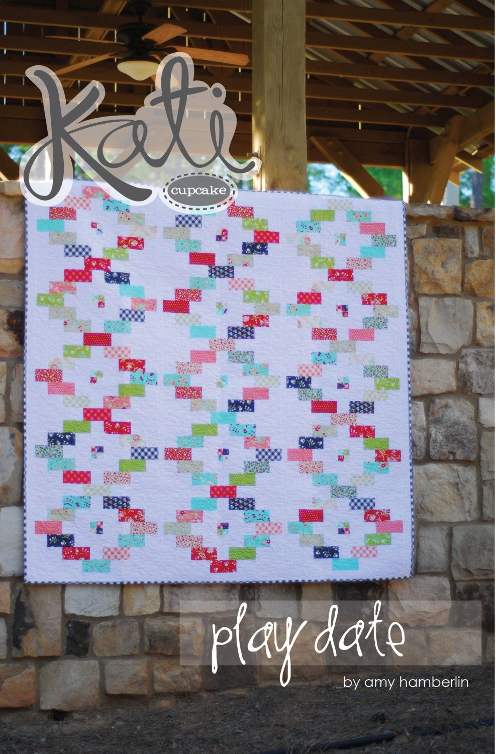 Play Date by Amy Hamberlin for Kati Cupcake KC 171