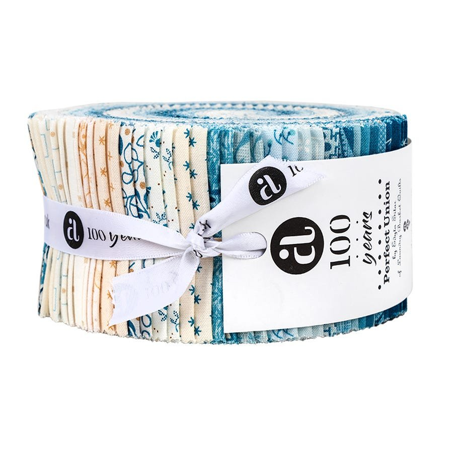 Perfect Union Jelly Roll by Edyta Sitar of Laundry Basket Quilts 2s-perfect