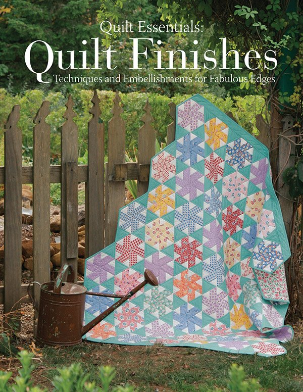 Quilt Finishes by Darlene Zimmerman KRU3860