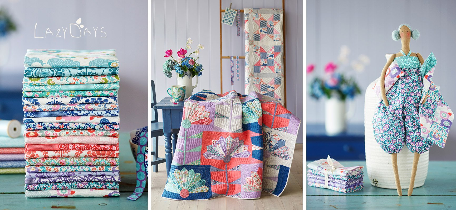 Moda Fabric Online Quilt Store Pre-Cut Fabric Kits & Patterns from Old South Fabrics