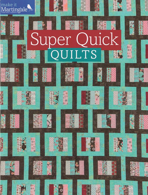 Super Quick Quilts #B1225