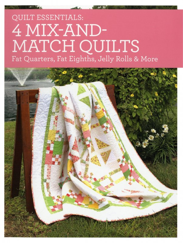 4 Mix-and-Match Quilts by Debra Greenway T1790