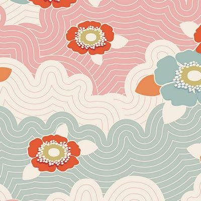LazyDays Frances Pink by Tilda TIL100165