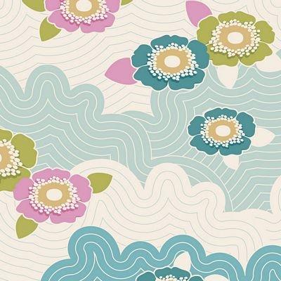 LazyDays Frances Teal by Tilda TIL100180