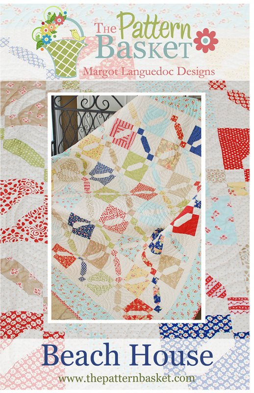 Beach House by The Pattern Basket TPB 1319