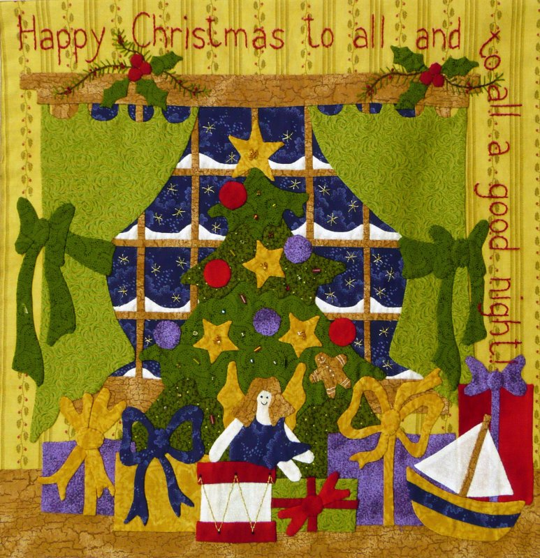 The Night Before Christmas - Month 12:  Happy Christmas to All...