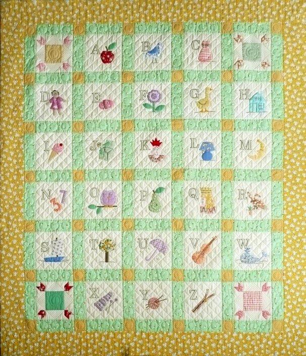 Sue Garman - Grace's Alphabet