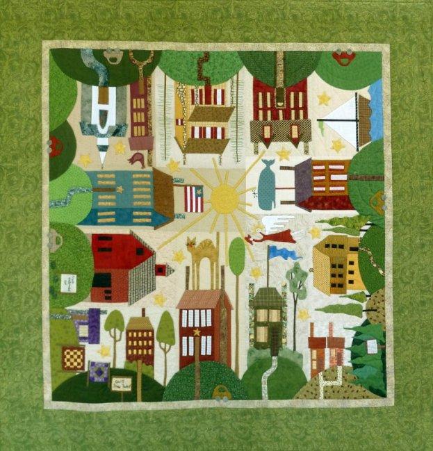 Sue Garman - All Around the Town