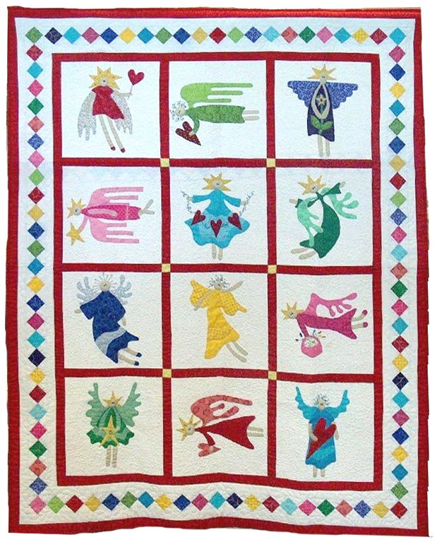 Angels - Complete Pattern Set