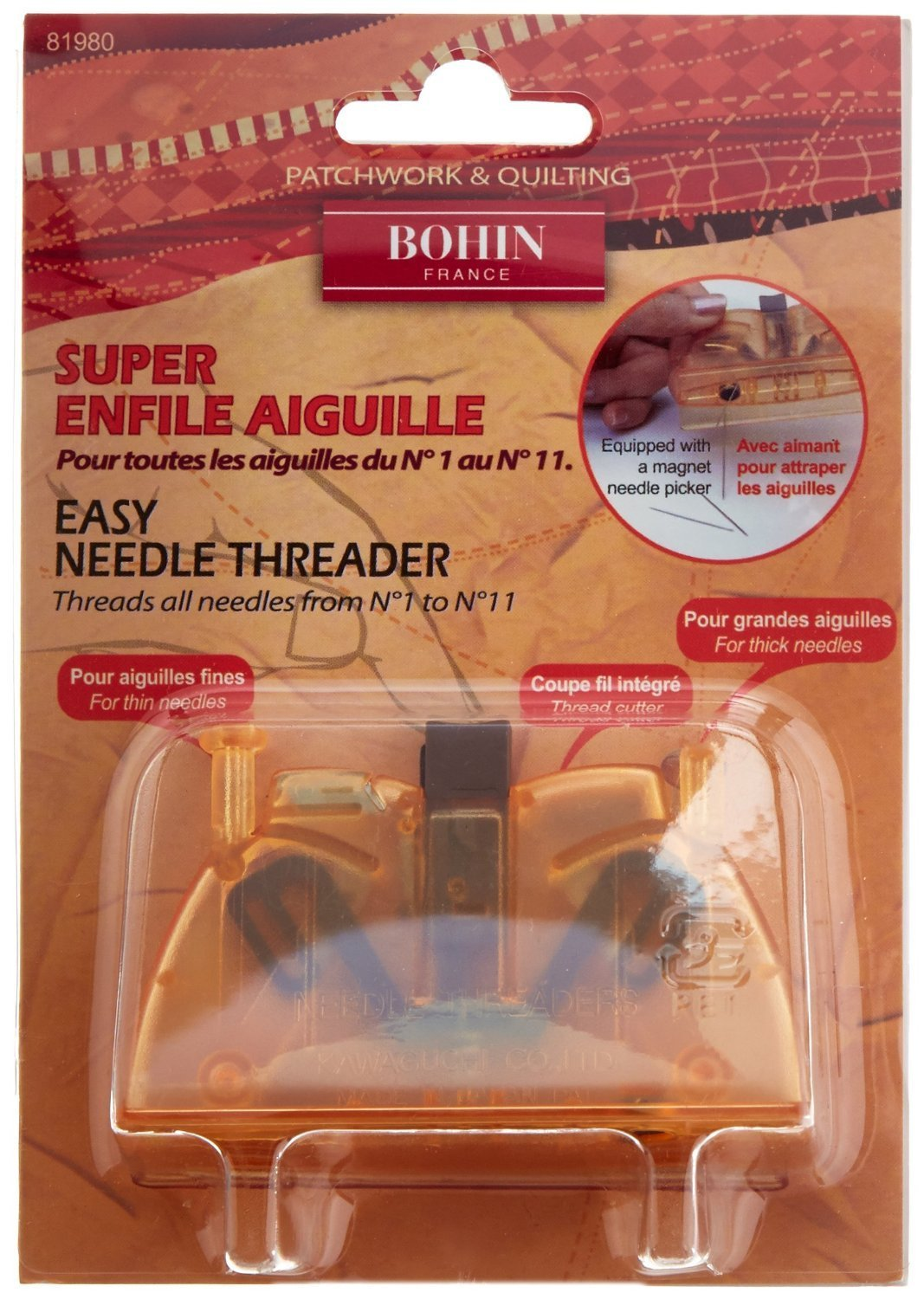 Needle Threader - Bohin