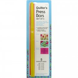 Bias Press Bars for Quilters