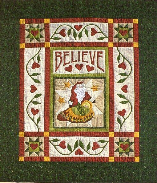 Mama Said:  Believe